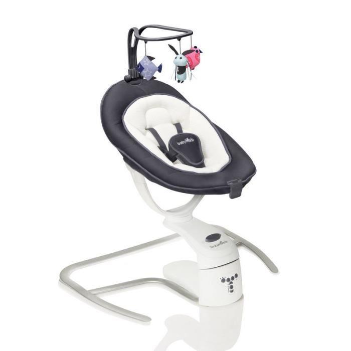Babymoov - Swoon motion, balancelle bébé électrique 3 en 1