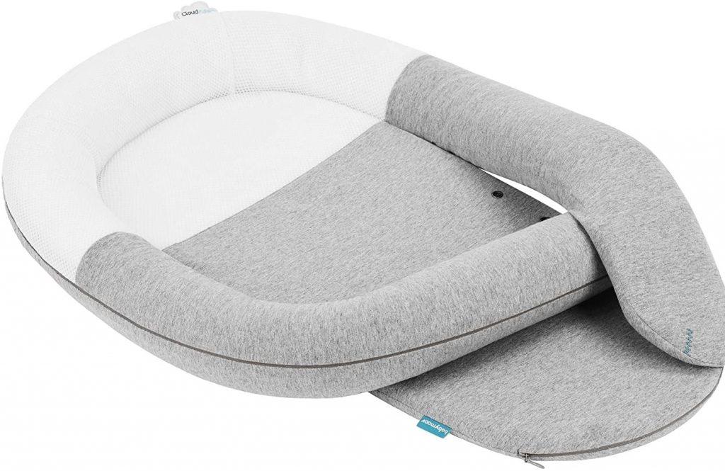 Babymoov CloudNest Cocon Réducteur bébé, Solution Anti-coliques, Bouillotte Intégrée, En Coton Bio Oeko-Tex, 74.90 €